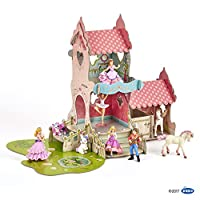 Papo 60151 Princess Castle ENCHANTED WORLD Figurine, Multicolour