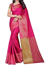 Sarees (Women's Clothing Cotton Saree Latest Design Wear New Collection In Latest With Blouse Free Size Saree...