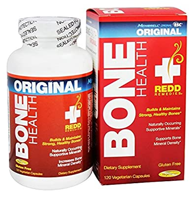 Membrell - Bone Health Eggshell Calcium (ESC) - 120 Vegetarian Capsules from Membrell