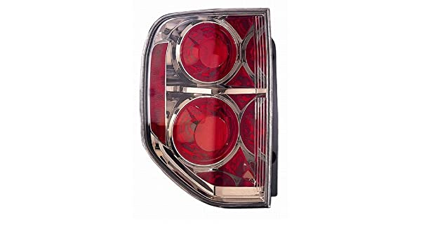 All Sales 31001K Black Billet Aluminum 3rd Brake Light Cover ALS:31001K