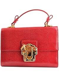 Dolce E Gabbana Mujer MCBI099375O Rojo Cuero