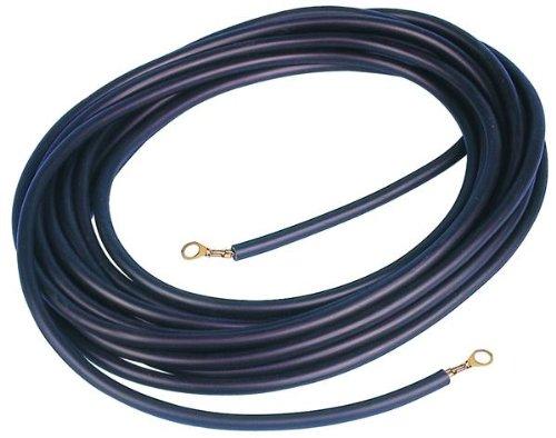 Preisvergleich Produktbild Zaun-/Erdkabel 8,0m im HB mit M8 Anschlussösen