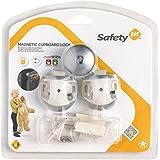 Safety 1st 33110024 - Cierre magnético de seguridad para armarios