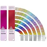 PANTONE PLUS GP1507 Metallics Guide Set Coated [Metallics + Premium Metallics Guide]