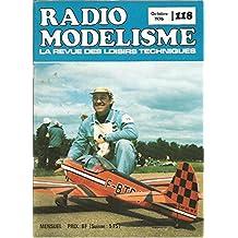 MENSUEL RADIO MODELISME * Octobre 1976 n° 118