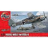 Airfix 1:72 Focke Wulf FW190A-8 Aircraft Model Kit