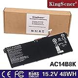 KingSener® 15.2 V 48Wh AC14B8K Batería para portátil ACER Chromebook 13 Aspire E3 - 111 TravelMate B115-M