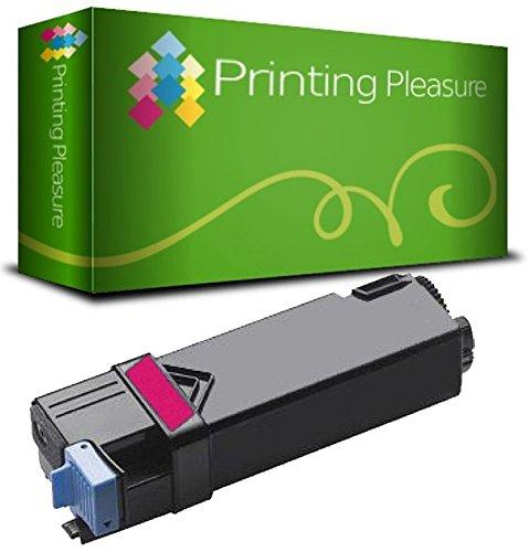 Xerox Rebuilt-toner (Toner kompatibel für Xerox Phaser 6140 6140DN 6140N 6140V - Magenta, hohe Kapazität)