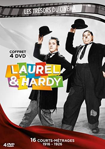 Coffret laurel & hardy 16 courts-métrages, 1916-1926 [FR Import] -