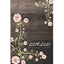 2019-2021 Three Year Planner: 36-Month Calendar Personal Planner for The Next Three Years and Appointment Agenda Organizer Notebook with Holidays ... to December 2021. Self-Help Time Management