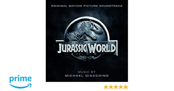 Jurassic World : Michael Giacchino: Amazon.fr: Musique
