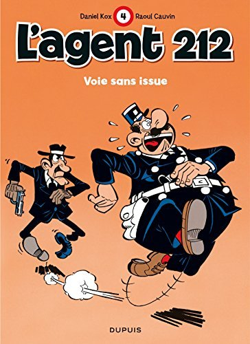 Agent 212 04 Voie sans issue by Kox (January 19,1992)