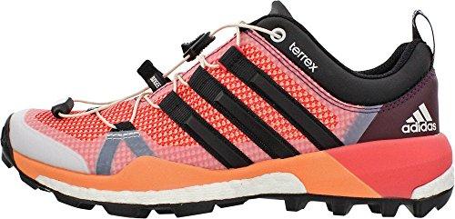 Adidas Terrex Skychaser, Blanch Vert, 5 B Sun Glow/Black/Super Blush