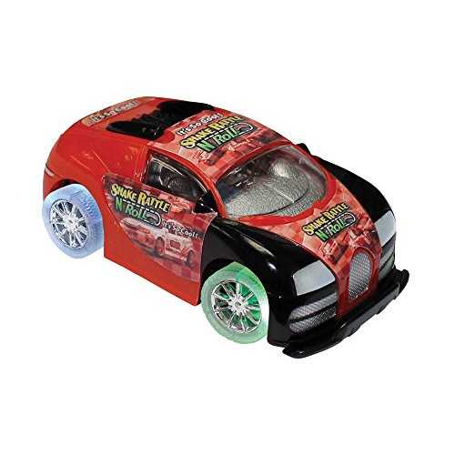 Shake Rattle n Roll Auto (rot) (Up-spielzeug It Shake)