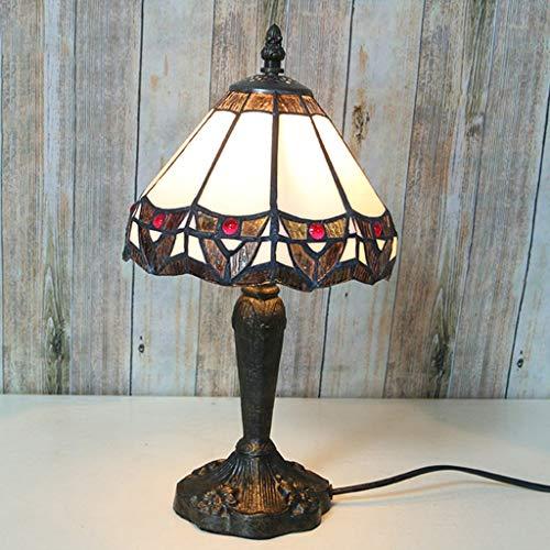 GJH-TISCHLAMPE Europäisches Art-Harz-romantische Bett-Schlafzimmer-Dekoration, die viktorianische Tischlampe beleuchtet (Größe : 20cmx39cm) - Viktorianischen Bett Holz Bett