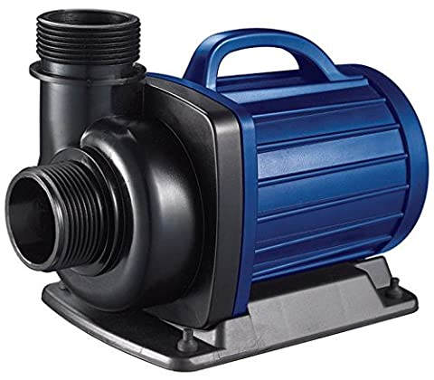 AquaForte DM-15000 Filter-/Teichpumpe 15m³/h, Förderhöhe 6m, 135 Watt