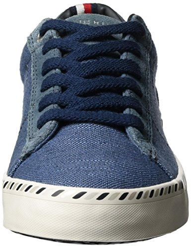 Tommy Hilfiger Damen E1285liza 7c1 Sneakers Blau (Jeans 013)