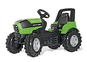 Rolly Toys - Tractor de juguete Importado de Alemania