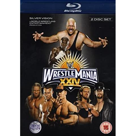 WWE - Wrestlemania 24