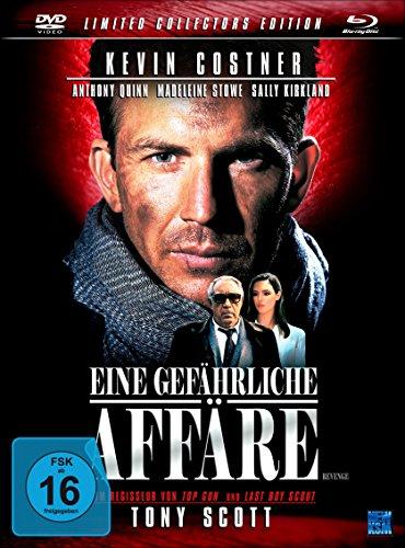 Bild von Eine gefährliche Affäre - Revenge (Limited Collectors Edition im Digibook) [inkl. DVD + Blu-ray Disc] [Limited Collector's Edition] [Limited Edition]