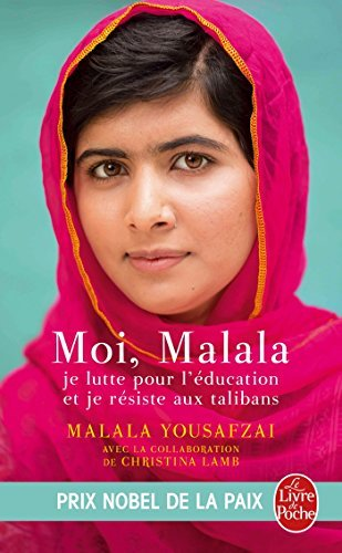 Moi, Malala (Litterature & Documents) (French Edition) by M Yousafzai (2014-05-28)