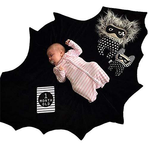 Groß Halloween 100% Baumwolle Baby Crawl-Pad Schläger Gamepad Schlafmatte, 90cm Weihnachten Geschenk -