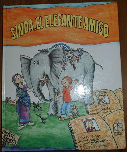 SINDA, EL ELEFANTE AMIGO