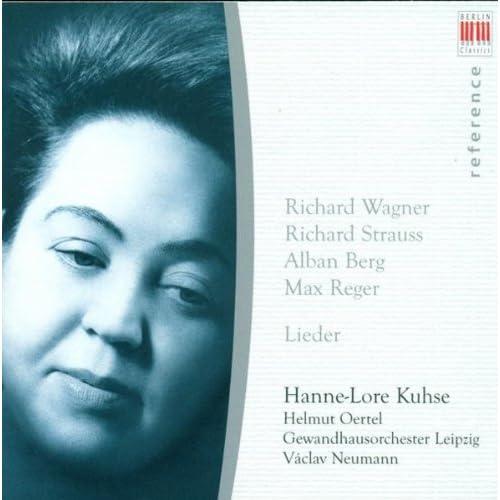 Bildergebnis für Richard Wagner -Wesendonck Lieder Kuhse