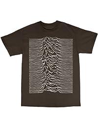Unknown Pleasures Inspired T-Shirt en 13 Couleurs