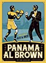 Panama Al Brown par Inker