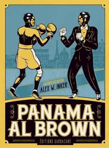 Panama Al Brown par Alex W. Inker