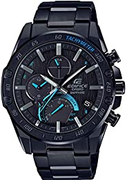 Casio EQB 1000XDC 1A Edifice Bluetooth Connect Analog Watch, Black
