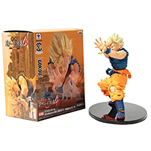 Dragon Ball Z Son Goku Scultures BIG Figura 4