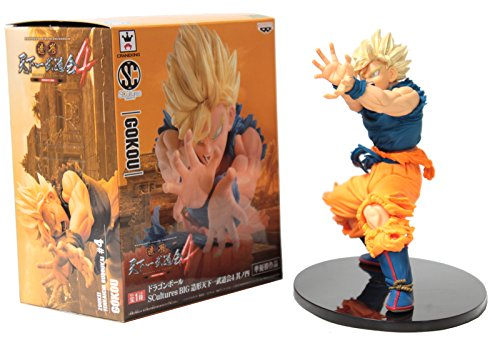 Dragon Ball Z Son Goku Scultures BIG Figur (Figur Dragon Ball Z)