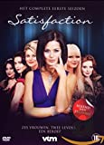 Satisfaction - The Complete Season 1 (PAL EU import DVD)