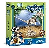 Dr. Steve Hunters CL1664K - Dino Excavation Kit, Velociraptor Skeleton