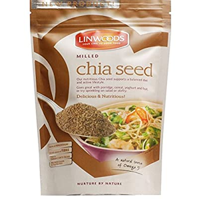 Linwoods   Chia Seed   1 x 200g from Linwoods