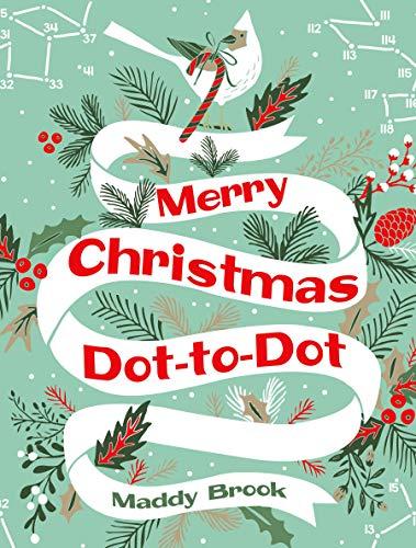Merry Christmas Dot-To-Dot -