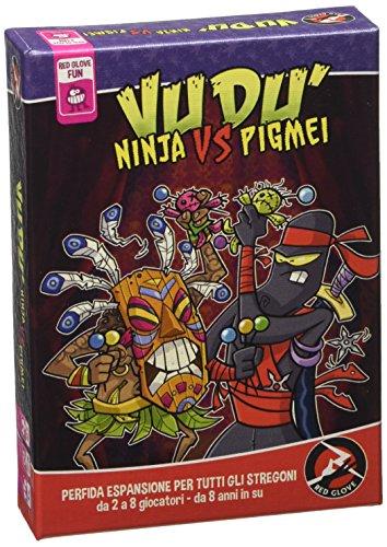 Unbekannt Red Glove–Ninja Vs Pygmäen, Erweiterung für Voodoo