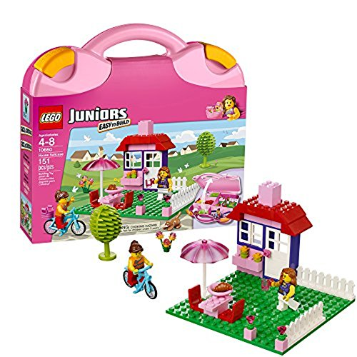 LEGO Steine & Co. 10660 - Pinkfarbener Koffer