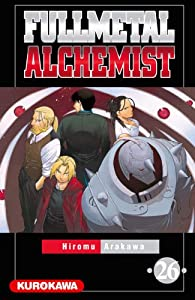 Fullmetal Alchemist Edition simple Tome 26