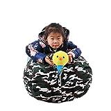 Jisen Kids Stuffed Colorful Storage Bean Bag Extra Large Size 16-61'' Premium Cotton Canvas Storage Bean Bag