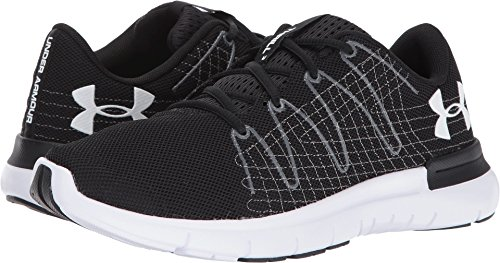 Under Armour Ua W Thrill 3, Scarpe Running Donna Nero (Black)