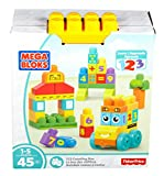 #10: Mega Blocks 123 Bus, Multi Color
