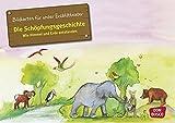 Kamishibai Bildkartenset Die Schöpfungsgeschichte.Wie Himmel und Erde entstanden. - Bildkarten für unser Erzähltheater (Bibelgeschichten für unser Erzähltheater)