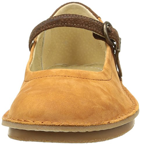 Kickers Waggy, Ballerines femme Orange (Orange/Marron)