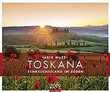 Toskana - Kalender 2019: Zypressen und das Licht des Südens - Fabio Muzzi