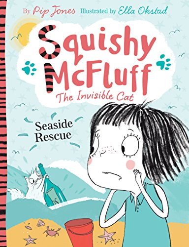 Squishy McFluff: Seaside Rescue! (Squishy McFluff the Invisible Cat Book 5) (English Edition) (Story-reader Toy Story 3)