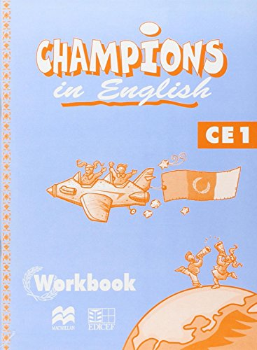 Champions in English CE1/Livret d'Activites (Cameroun/Panaf) par Collectif