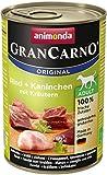 Bild: Animonda Gran Carno Hundefutter 6 x 400 g